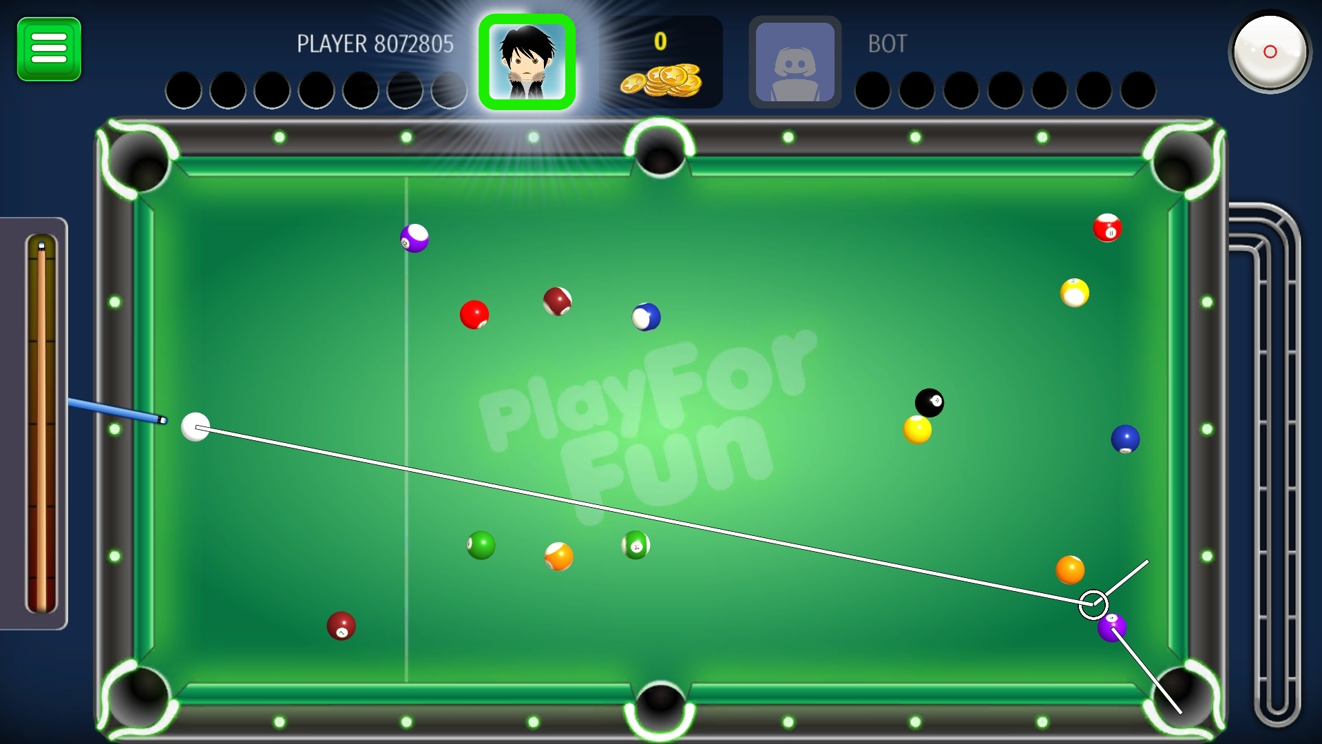 8 ball pool matchmaking